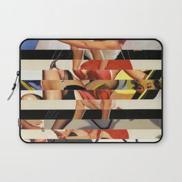 Glitch Pin-Up Redux: Lindsey Laptop Sleeve