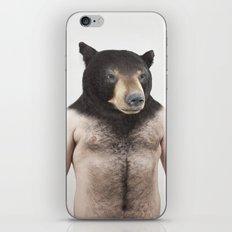 Therianthrope - Bear iPhone & iPod Skin