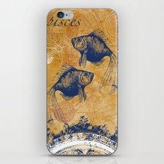 pisces | fische iPhone & iPod Skin