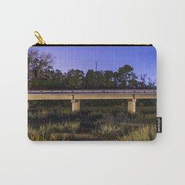 Long Exposure of Lazaretto Creek Bridge Carry-All Pouch