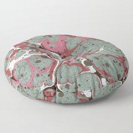 Nitrogen Pink Floor Pillow