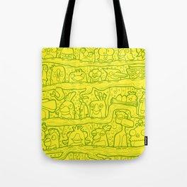 #MoleskineDaily_52 Tote Bag