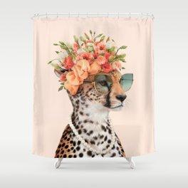 ROYAL CHEETAH Shower Curtain