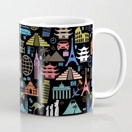 LET'S TRAVEL AROUND THE WORLD!!! Coffee Mug