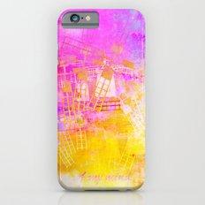 ..of my mind iPhone 6s Slim Case