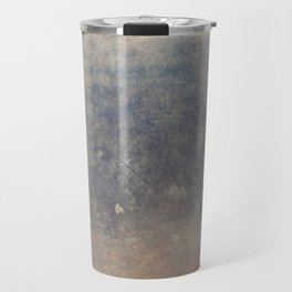 The texture of the metal sheet and coating Travel Mug