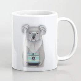 This Koala is a Tourist / Este Koala es un Turista Coffee Mug