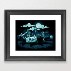 The Brandywine Framed Art Print