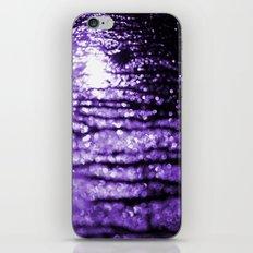 Purples Revenge iPhone & iPod Skin