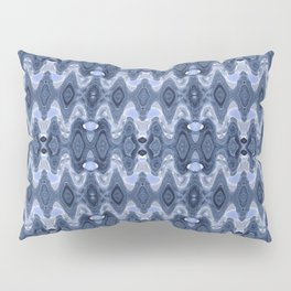 Ice Cave Wave Pillow Sham