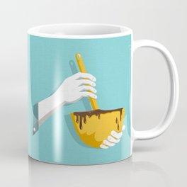 Lick The Bowl Coffee Mug