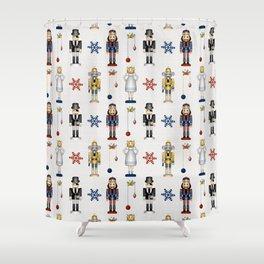 The Nutcracker Shower Curtain
