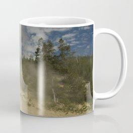Norris Geyser Basin - Beryl Spring Coffee Mug