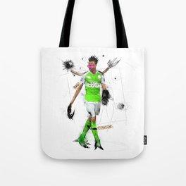 Rad Superstar Tote Bag