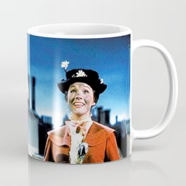 Alien in Mary Poppins Coffee Mug