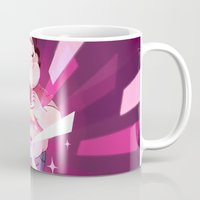 steven universe Mugs featuring Steven Universe by Doki Rosi