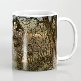 Haunted forest Coffee Mug