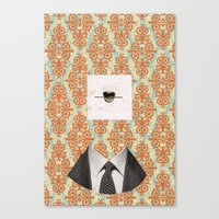 mouth Canvas Prints featuring mouth. by XXXX