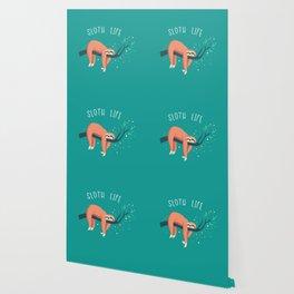 Sloth life Wallpaper