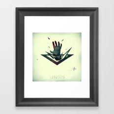 LivingDead Framed Art Print