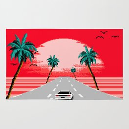 Sunset Vista Club Rug
