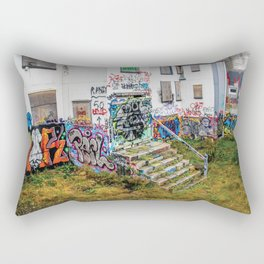 Trap House Rectangular Pillow