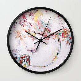 Stand Strong Wall Clock