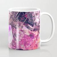 gem Mugs featuring Gem by Simona Sacchi