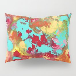 The Cow Jumped Over the Moon Abstract Pillow Sham