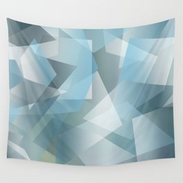 Abstract 208 Wall Tapestry