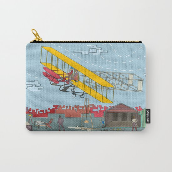 First Flight 1903 Carry-All Pouch