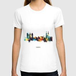 Skyline Zagreb T-shirt
