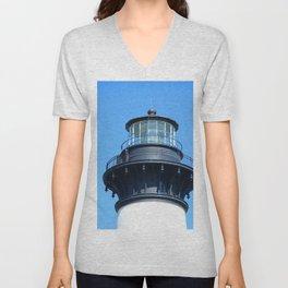 Bodie Island Light Unisex V-Neck