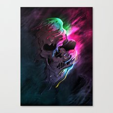 Life in Death Canvas Print