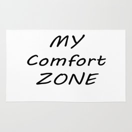 My Comfort Zone Rug