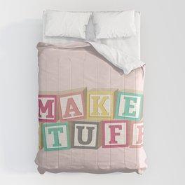 Make Stuff - Pink Comforters