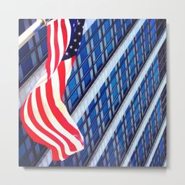 Day Eighteen: Fourth of July Metal Print