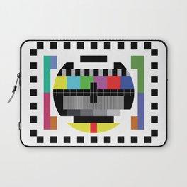 Mire - Testcard - Big Bang Theory Laptop Sleeve