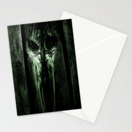 The Evil Woodboard  Stationery Cards