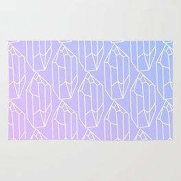 Crystal Pattern Rug
