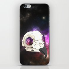 Owl Sees All iPhone & iPod Skin