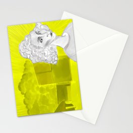 """Digital Witness"" - Virginia McCarthy Stationery Cards"