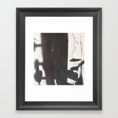 West 4th Street Framed Art Print