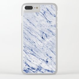 Blueprint Clear iPhone Case