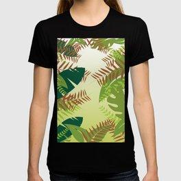 summer plants T-shirt