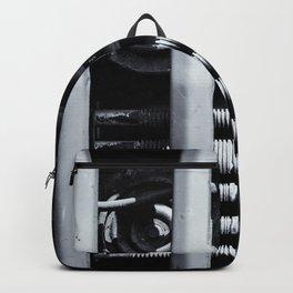 Vehicle Radiator Abstract II Backpack