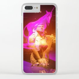 The Great Escapists Clear iPhone Case