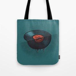 Hot Record Tote Bag