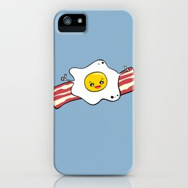 Egg 'n' Bacon iPhone Case