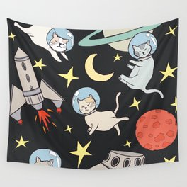 cosmo cats Wall Tapestry